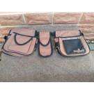 Tasche von Barefoot Multi-Belt Smartphone Tasche
