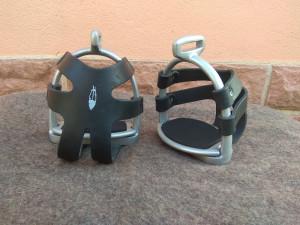 Sicherheitssteigbügel mit Korb für Kinder von Barefoot