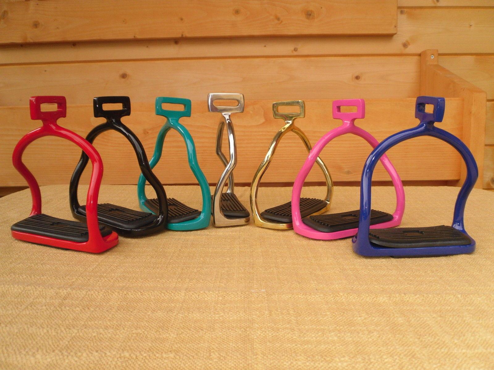 Steigbügel Island Sicherheitssteigbügel Islandbügel verschiedene Farben