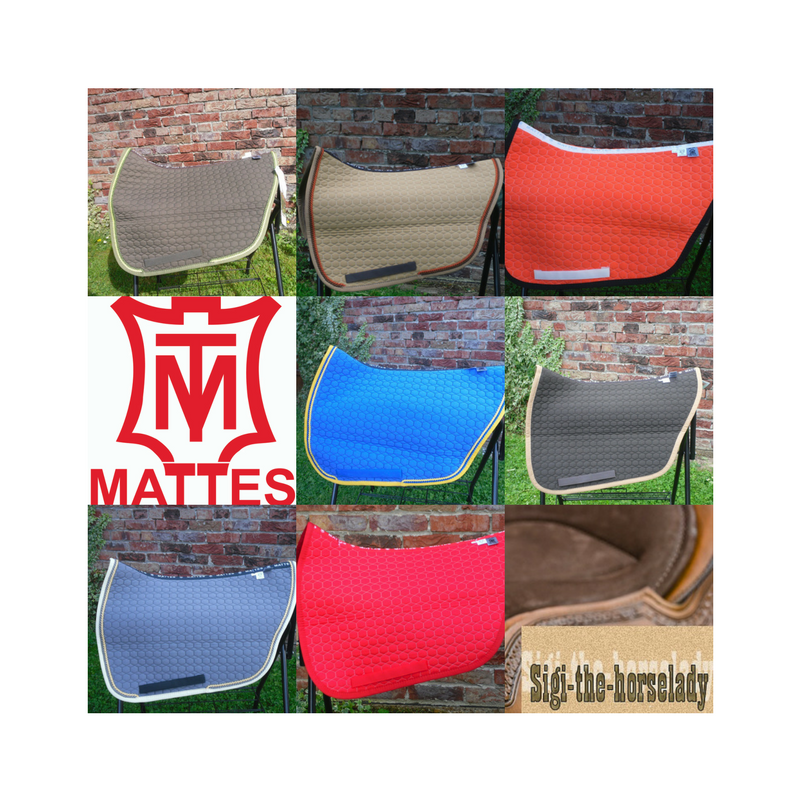 Mattes Sattelunterlage für Quantum Fender diverse Farben ohne Lammfell